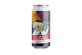 Behemoth Brewing Behemoth Not The Most Stable Genius Hazy 'Dump The Trump' IPA
