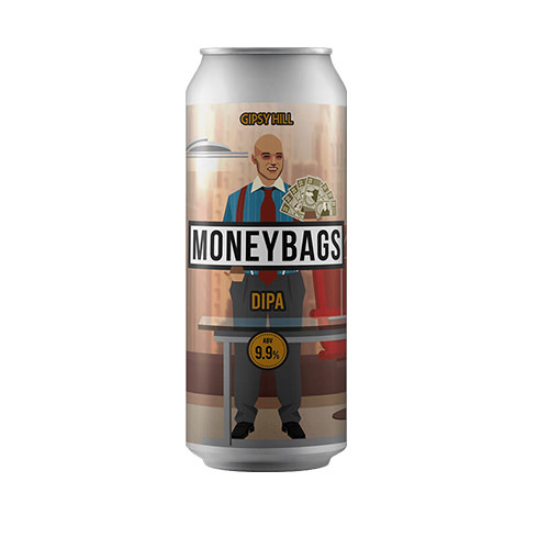 Gipsy Hill Gipsy Hill Moneybags Double IPA