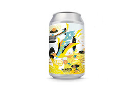Heroes Beer Heroes Kupzzy In Time Hazy Double IPA