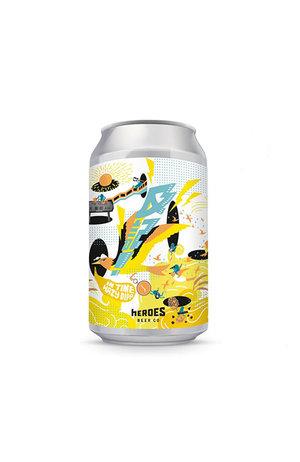 Heroes Beer Heroes Kupzzy In Time Hazy Double IPA