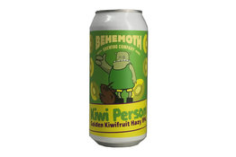Behemoth Brewing Behemoth Kiwi Person Golden Kiwifruit Hazy IPA