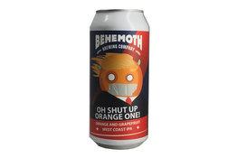Behemoth Brewing Behemoth Oh Shut Up Orange One Orange and Grapefruit IPA