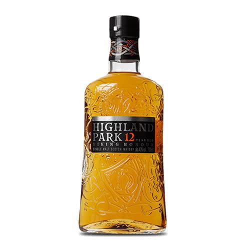 Highland Park Highland Park 12 Year Old Single Malt Scotch Whisky, Island
