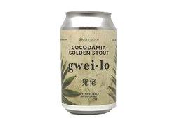 Gweilo Gweilo Cocodamia Golden Stout