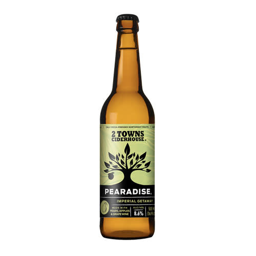 2 Towns Ciderhouse 2 Towns Ciderhouse Pearadise Imperial Getaway Cider