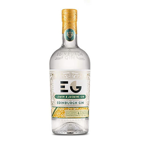 Edinburgh Gin Edinburgh Gin Lemon and Jasmine Gin 1L