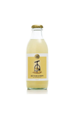 StrangeLove StrangeLove Bitter Lemon Tonic Water