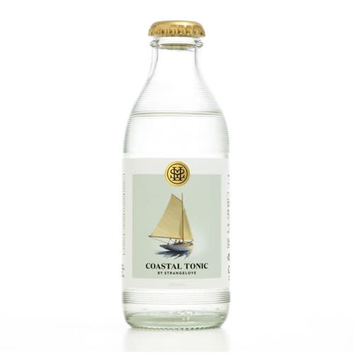 StrangeLove StrangeLove Coastal Tonic Water