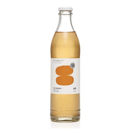 StrangeLove StrangeLove Very Mandarin Lo-Cal Soda Water