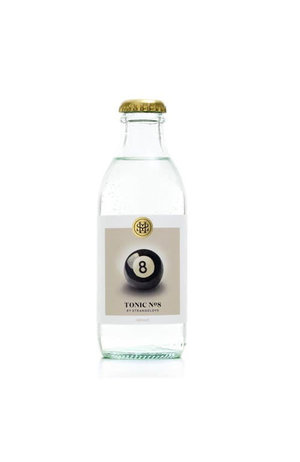StrangeLove StrangeLove Tonic No. 8 Indian Tonic Water