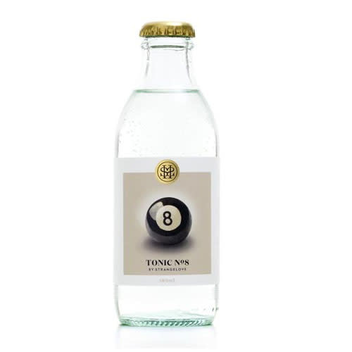 StrangeLove StrangeLove Tonic No. 8 Indian Tonic Water