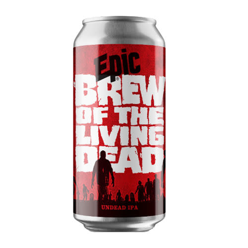 Epic Brewing Epic Brew of the Living Dead IPA