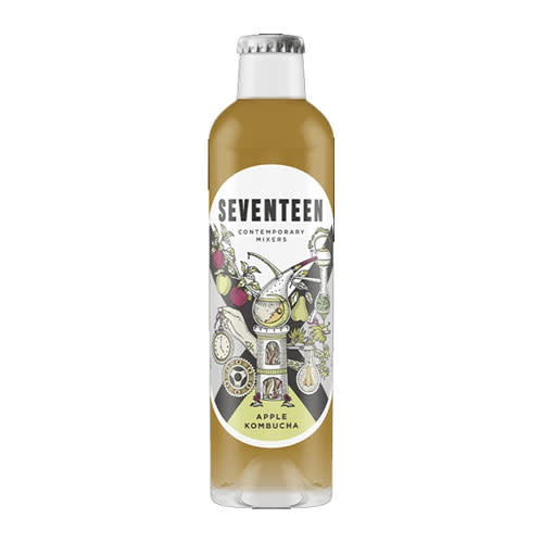 Seventeen Seventeen Apple Kombucha