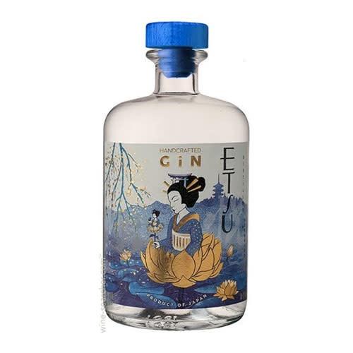 ETSU ETSU Handcrafted Gin Hokkaido