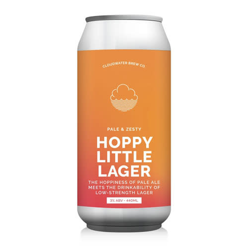 Cloudwater Cloudwater Hoppy Little Lager