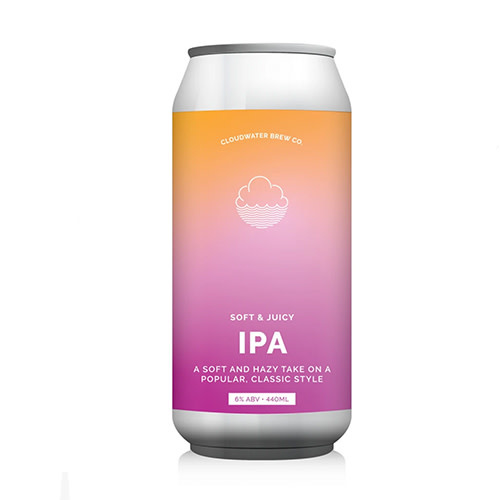 Cloudwater Cloudwater Soft and Juicy IPA
