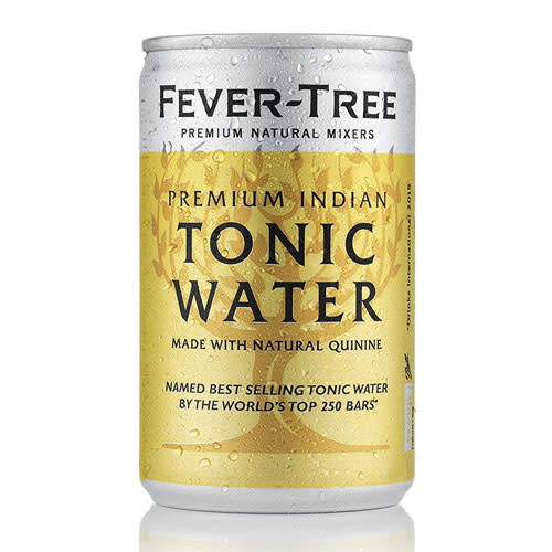 Fever Tree Fever Tree Indian Tonic Water can