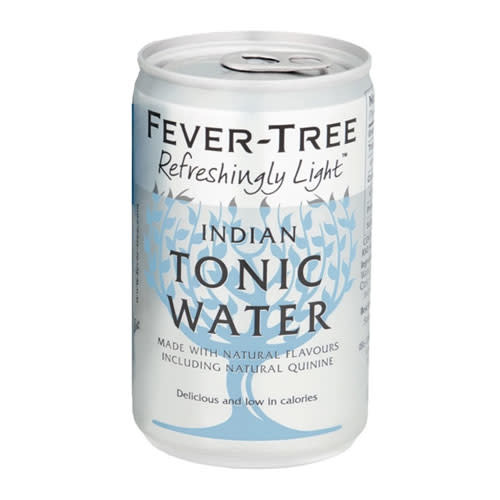 Fever Tree Fever Tree Refreshingly Light Tonic Water can