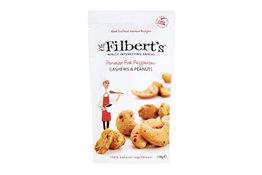 Mr Filbert's Mr Filbert's Peruvian Pink Peppercorn Cashews & Peanuts 110g