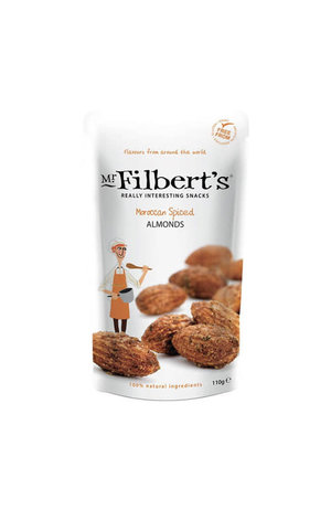 Mr Filbert's Mr Filbert's Moroccan Spiced Almonds 110g