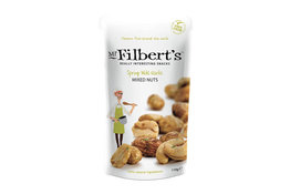 Mr Filbert's Mr Filbert's Spring Wild Garlic Mixed Nuts 110g