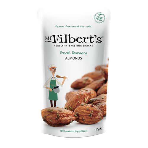 Mr Filbert's Mr Filbert's French Rosemary Almonds 110g