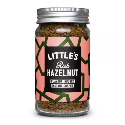 Little's Little's Rich Hazelnut Flavour Infused Instant Coffee