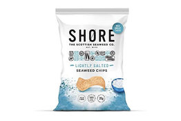 Shore Shore Sea Salt Seaweed Chips 80g