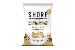 Shore Shore Asian Peking Seaweed Chips 80g