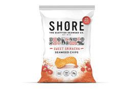 Shore Shore Sweet Sriracha Seaweed Chips 80g