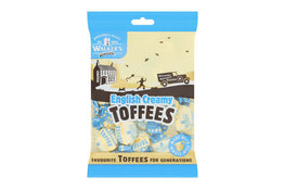 Walkers Nonsuch Walkers Nonsuch English Creamy Toffees 150g