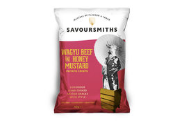 Savoursmiths Savoursmiths Wagyu Beef with Honey Mustard 150g
