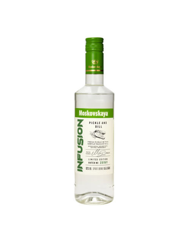 Moskovskaya Moskovskaya Infusion Pickle and Dill Vodka
