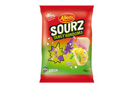 Allen's Allen's Sourz Tangy Randoms 170g