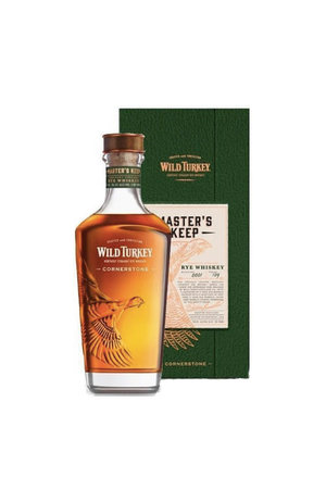 Wild Turkey Wild Turkey Master's Keep Cornerstone Rye Whiskey