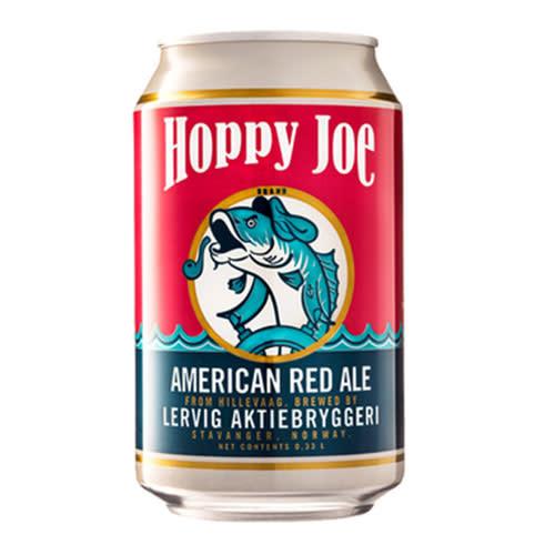 Lervig Lervig Hoppy Joe Amber Ale