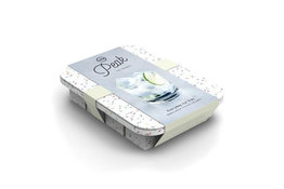 Peak Ice Works W&P Peak Ice Works Everyday Ice Tray Speckled White 3cm x 3cm