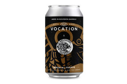 Vocation Vocation x Amundsen Imperial Frappe Bourbon Barrel Aged Stout