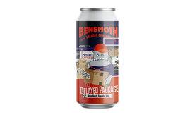 Behemoth Brewing Behemoth Delayed Package Double IPA