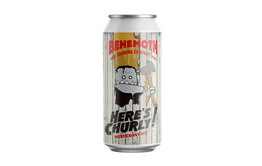 Behemoth Brewing Behemoth Here's Churly West Coast IPA