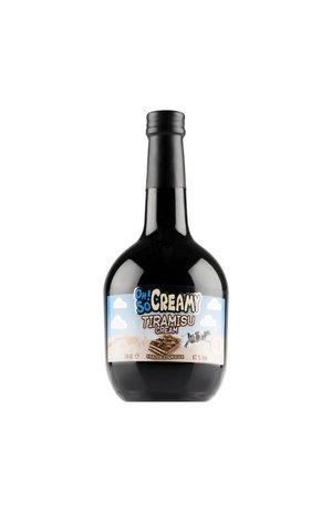 Scandinavian Wine & Spitits Oh! So Creamy Tiramisu Cream Liqueur (Lactose Free)