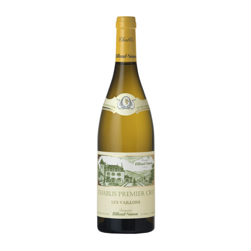Billaud Simon Billaud Simon Chablis Premier Cru Les Vaillons 2018, Burgundy, France