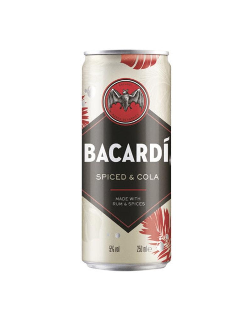 Bacardi Bacardi Spiced & Cola