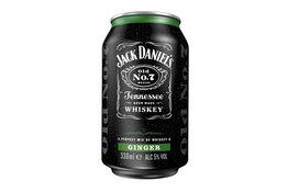 Jack Daniel's Jack Daniel's & Ginger