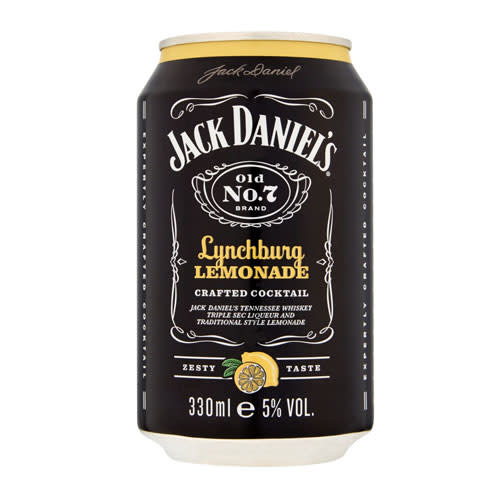 Jack Daniel's Jack Daniel's Lynchburg Lemonade