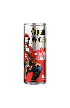 Captain Morgan Captain Morgan Original Spiced Gold and Cola