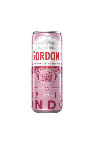 Gordon's Gin Gordon's Premium Pink Distilled Gin & Tonic