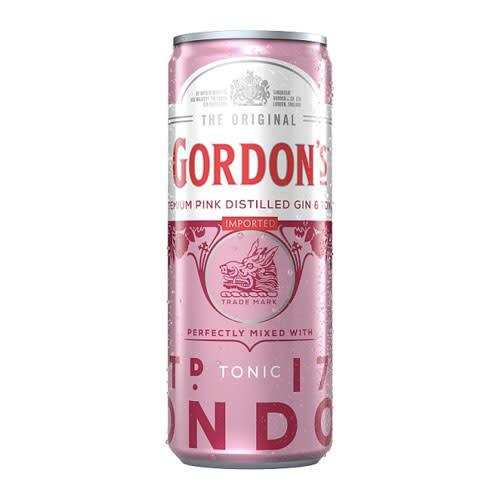 Gordon's Gin Gordon's Premium Pink Distilled Gin & Tonic