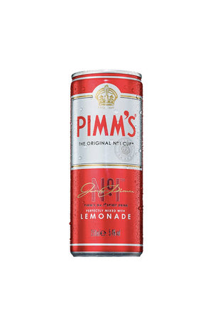 Pimm's Pimm's No.1 Cup and Lemonade