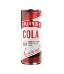 Smirnoff Smirnoff Red Label Vodka and Cola